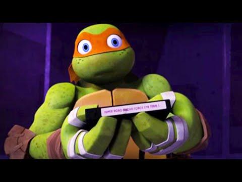 Teenage Mutant Ninja Turtles | Into Dimension X! - Help for Leatherhead | Nick