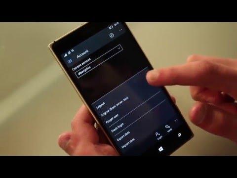 Snapchat-App für Windows 10 (Mobile) im Test