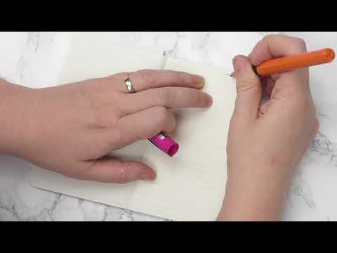 UNIBALL Air Pen Journalling Motifs
