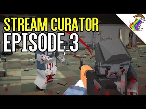 Stream Curator Ep. 3 | Random Curator/Keymailer Games