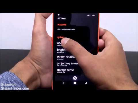 How to Change the Device Name of Microsoft Lumia 640, Lumia 640 XL or ANY Windows Phone