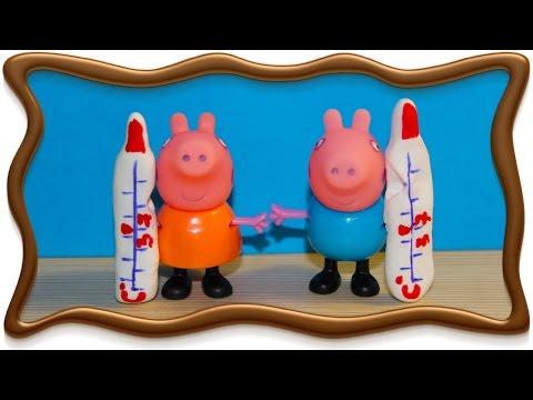 Игра Свинка Пепа и Джордж