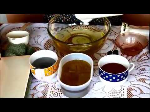 Cold process natural soap  - Aloe Vera -  making and cutting by Natural