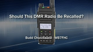 DMR Monitor On The Radioddity GD-77 - myvideoplay com Watch and