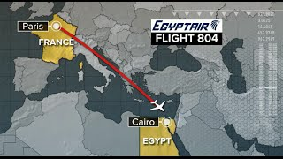 Egyptair Flight 804 Missing