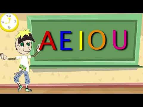Xxx Mp4 La Canción De Las Vocales A E I O U Educación Infantil Pre Escolar Lunacreciente 3gp Sex
