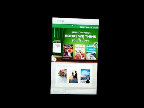 A How to Video Downloading Free books on your Nook Color