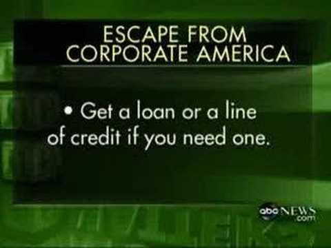 Escape from Corporate America - ABC NEWS