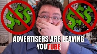 Is it Over? Youtube is LOSING ADVERTISERS.