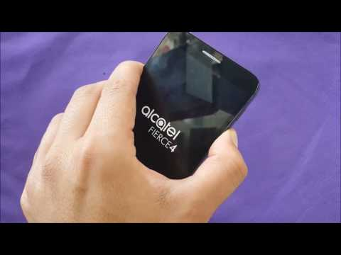 Alcatel Fierce 4 How To Hard Reset