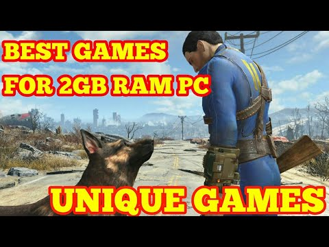 Top 10 Best New Games For Lowspecgamers PC 2018 (2GB Ram,old pc,laptop,Indie,shooting,first person,)