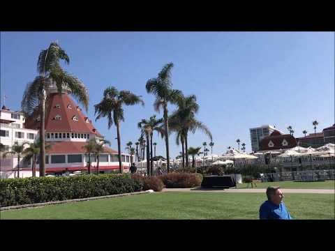 Hotel Del Coronado Beach San Deigo