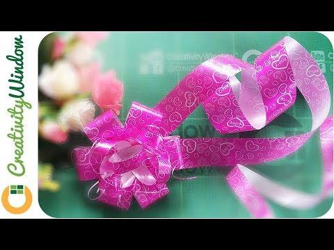 Ribbon Garland for Wedding Major Sponsors