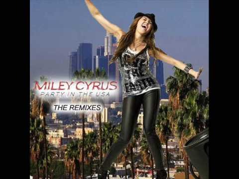 Miley Cyrus - Party in the U.S.A. (Remix)