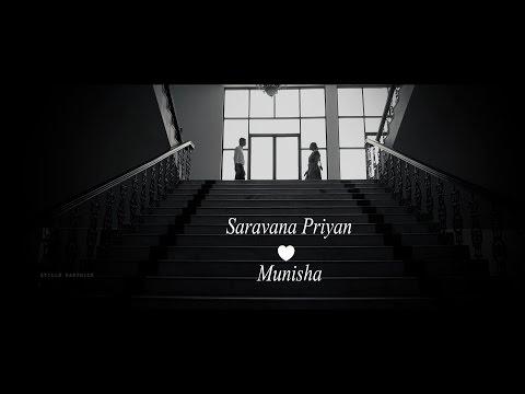 {Saravana Priyan + Munisha} -  Engagement Highlight Film