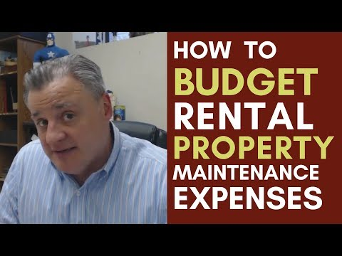 How to Budget for Rental Property Maintenance Expenses | Mentorship Monday 094