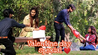 Proposing prank | Valentine day special | By A.JAhsan