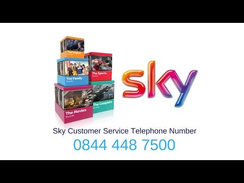 Sky Broadband | 0844 448 7500 | Landline and TV Packages