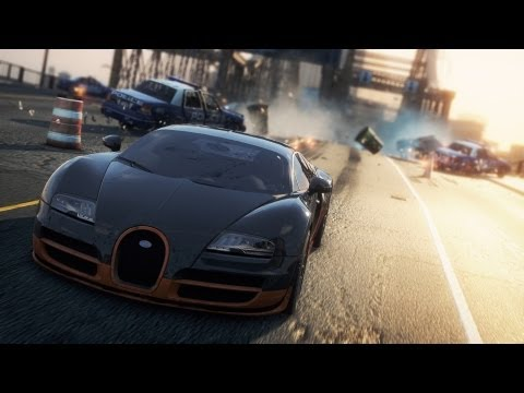 Need for Speed™ Most Wanted Bugatti Veyron Super Sport Hidden Location Find It, Drive It (NFS001)