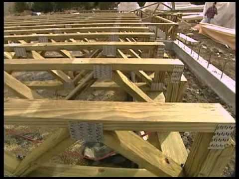 Raised Floor Foundation - Case Study