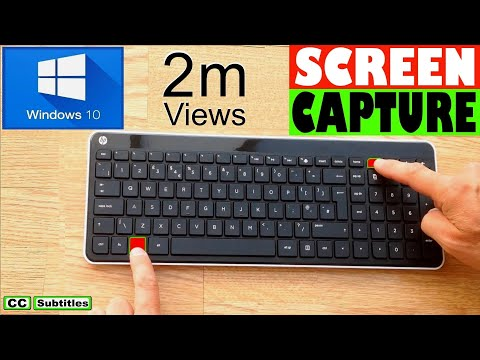 How to take Screenshots in Windows 10 - How to Print Screen in Windows 10
