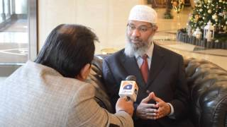 Interview with Dr. Zakir Naik | Geo News