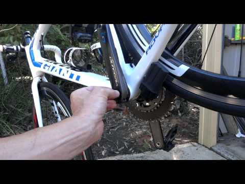 How To Remove Clean and Replace Shimano Hollowtech 2 Crankset