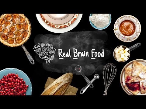 Join Me at Real Brain Food!