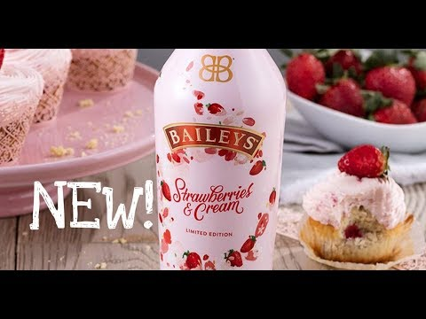 Baileys Strawberries & Cream Review