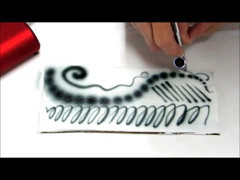 Pegasus Airbrush for Cake Decorating--How To Use
