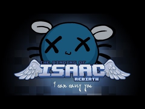 EDEN #31.1 | The Binding of Isaac: Rebirth ★ ITEM TRACKER