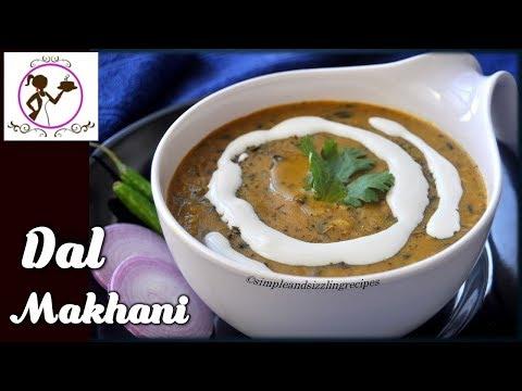 Dal Makhani Recipe - Punjabi Dhaba Style Perfect Dal Makhani | Dhungar Method for Smoky Flavor