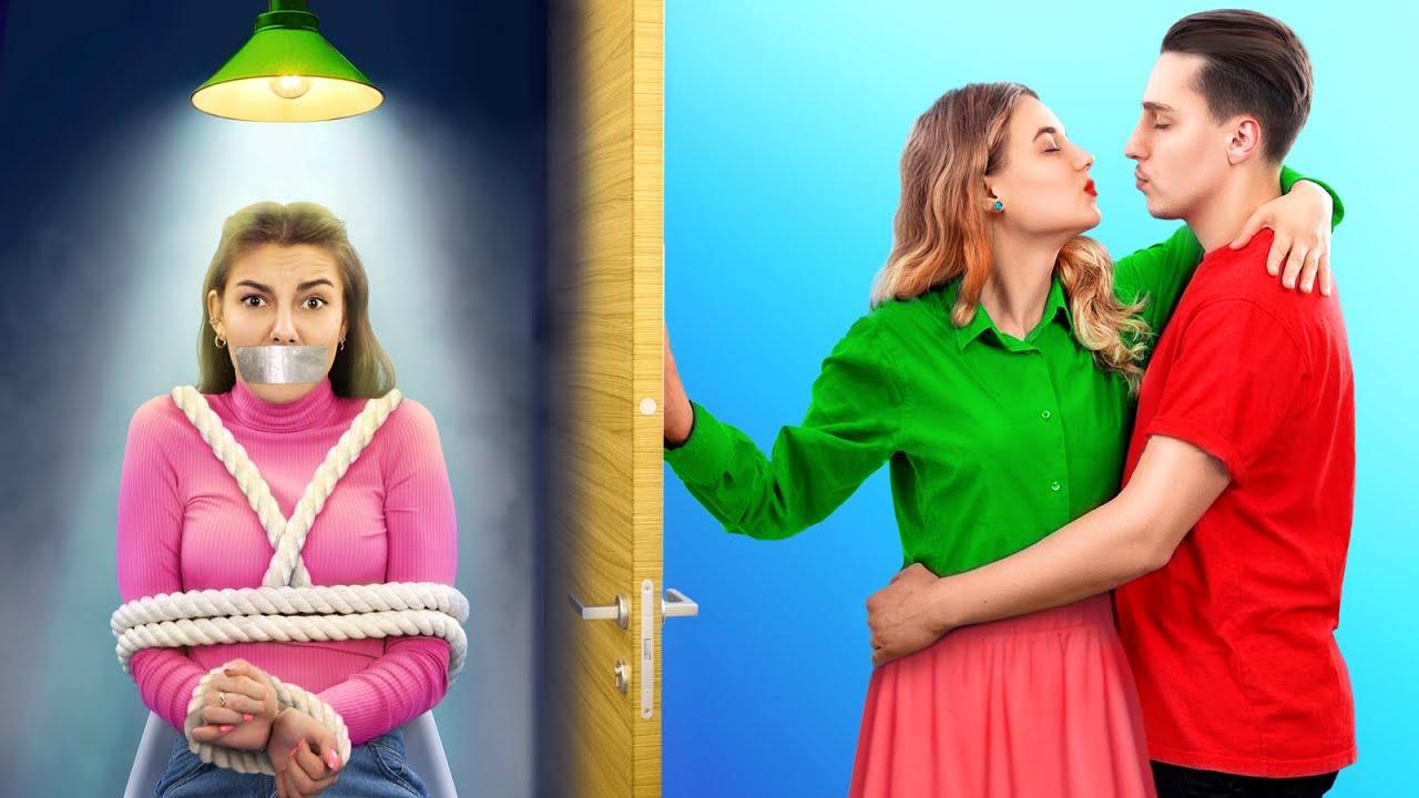 ¡Hermana Menor vs Hermana Mayor! ¡Las Hermanas Pelean por un Chico!