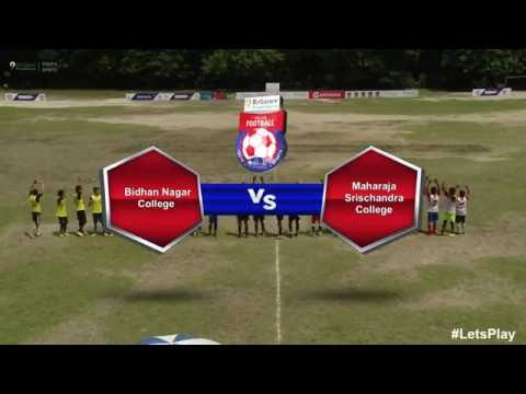 RFYS: Kolkata College Boys - Bidhan Nagar College vs Maharaja Srischandra College Highlights