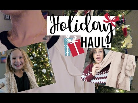 HOLIDAY CLOTHING HAUL | CONSIGNMENT CLOTHES