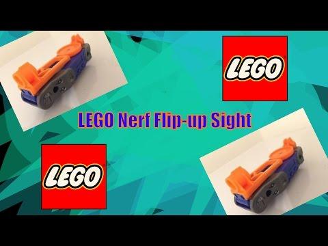 LEGO Nerf Flip-up Sight