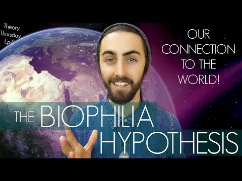 Why We Love Nature! The Biophilia Hypothesis (Theory Thursday Ep.8)