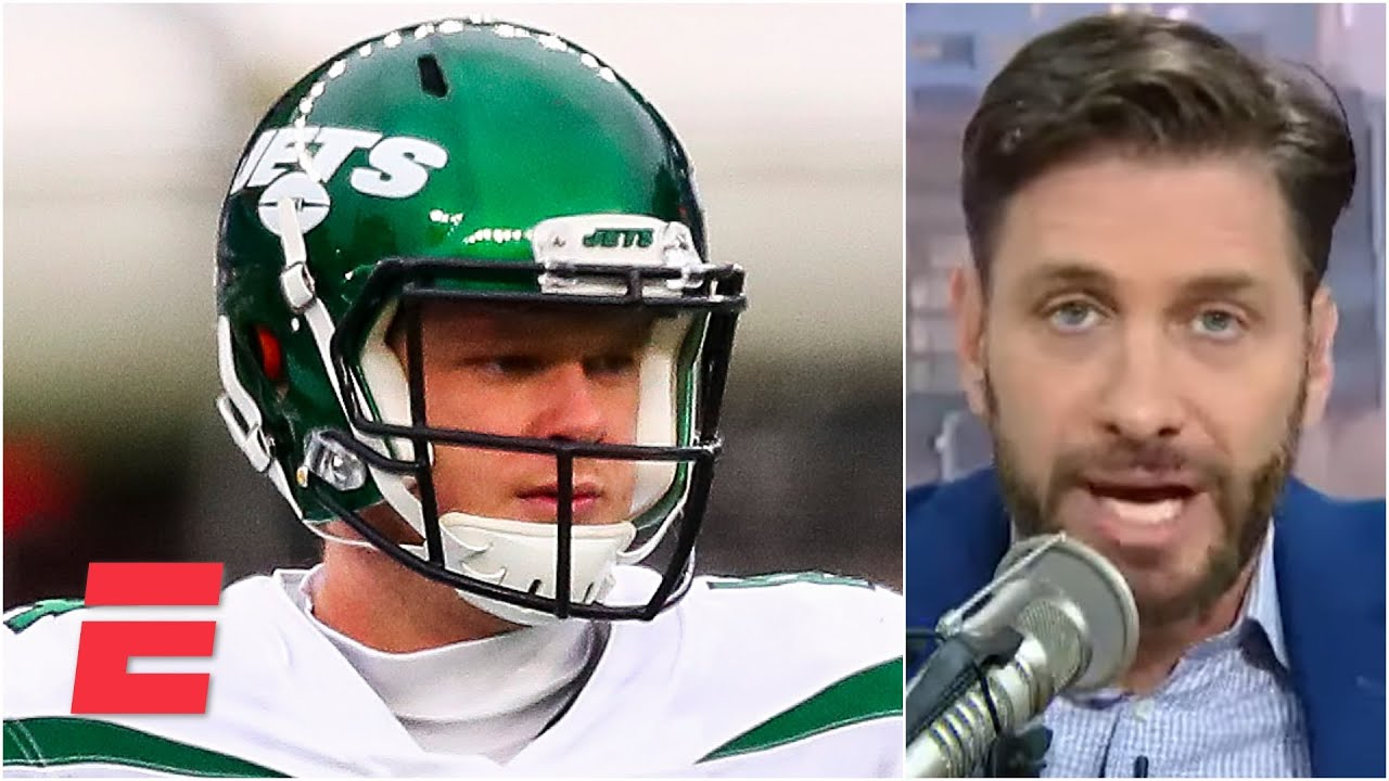 The Jets 'have destroyed Sam Darnold,' but 'it can't be worse' next season - Greeny has hope | KJZ
