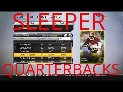 Madden 25 Ultimate Team Auction Watch (Market Watch) Ep.1 | Sleeper Quarterbacks | Best Buys