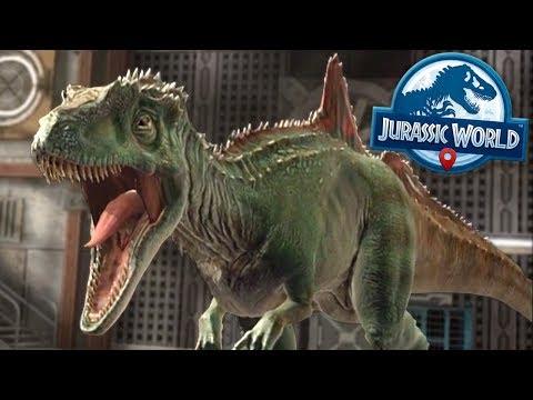 The NEW Hybrids and INDOMINUS REX!! - Jurassic World Alive | Ep14 ( Jurassic GO )