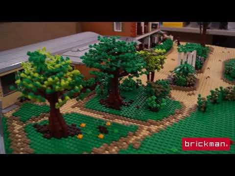 Throwback Thursday: LEGO® brick Rouse Hill Farm