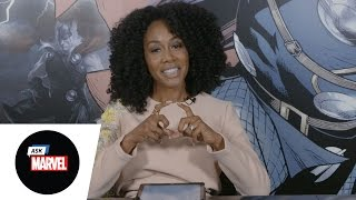Ask Marvel: Simone Missick from Marvel
