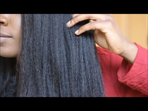 Rosa Queen Kinky Straight Hair Initial Review