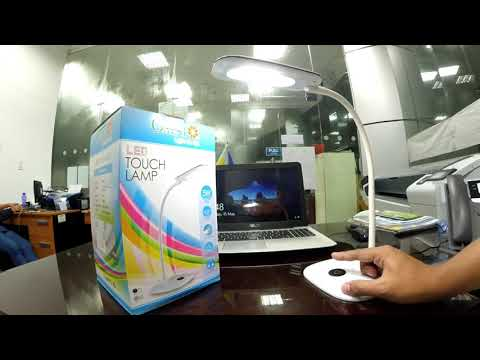Omni Led Touch Lamp (White)