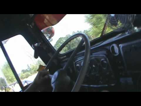 My first time driving a semi truck (Short Version