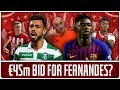 DEMBELE OFFERED TO LIVERPOOL FOR £90m?! | LFC Transfer News & Chat