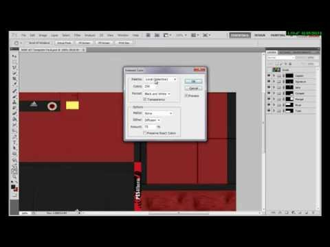 PES 2013 - Creating a simple Kit (All Included+Template) [HD]