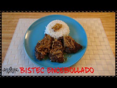 Bistec Encebollado