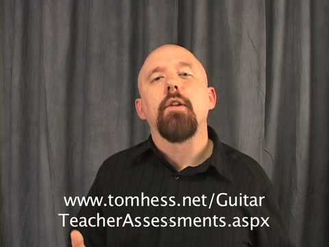 Guitar Teacher Wanted