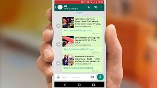 How to Share Youtube Video on WhatsApp Contacts & Groups
